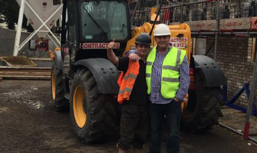 Plant Hire Company Taunton - Alan Oaten Plant Hire - Based In Somerset